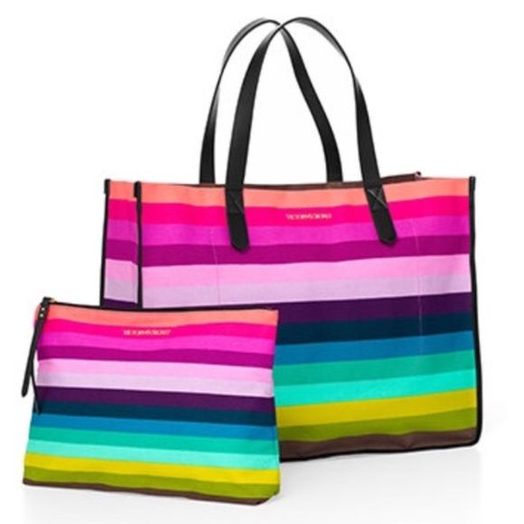 CLEARANCE SALEVictoria's Secret bags New Victoria's Secret bags lowest. Victoria's Secret Bags
