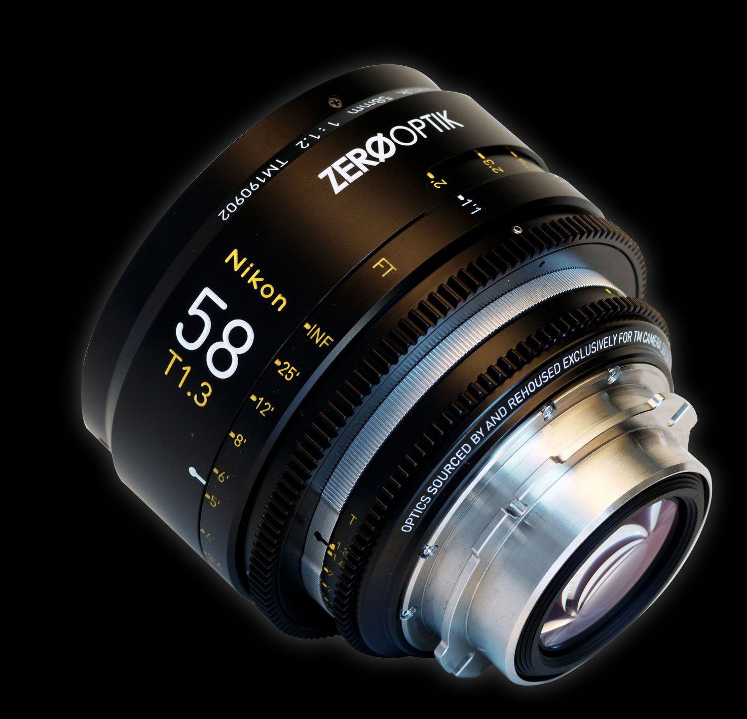 Nikkor Noct 58mm F 1 2 Cf Cinema Lens By Zero Optik Nikon Rumors Dslr Photography Photography Lenses Camera Photography