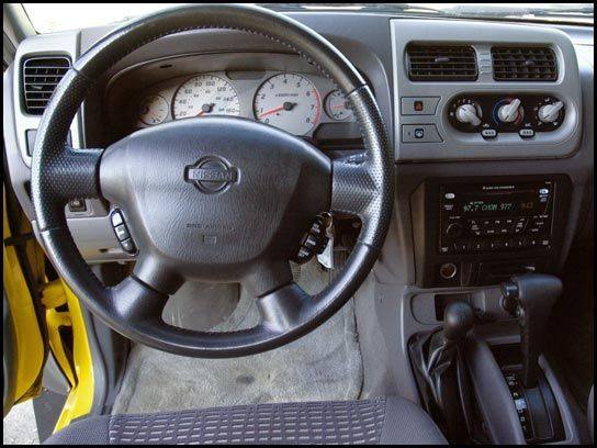 2001 Nissan Xterra Se Interior Google Search Dream Car
