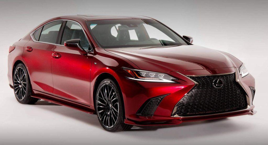 Wine Equipped 2019 Es Custom Concept Headlines Lexus Sema Show Presence Lexus Es Lexus Car