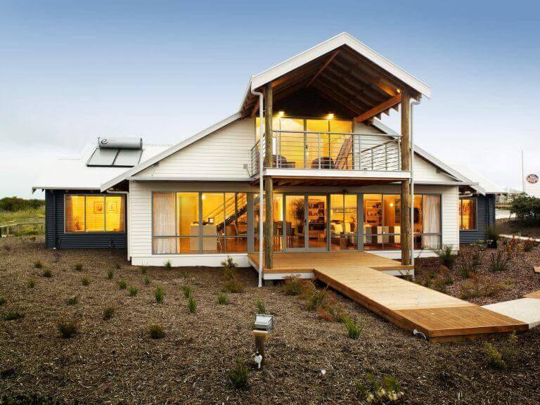 Loft House Designs Loft Style Homes Australia The Capricorn