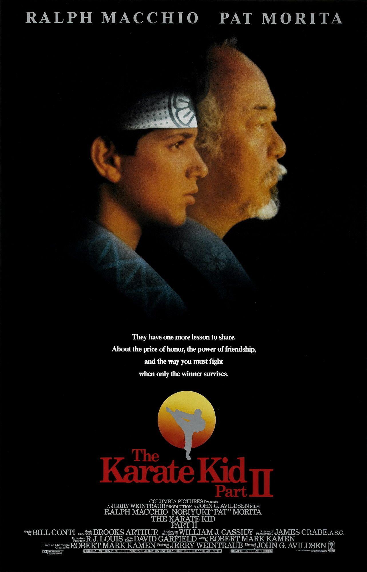 Karate Kid II - A Hora da Verdade Continua - 1986