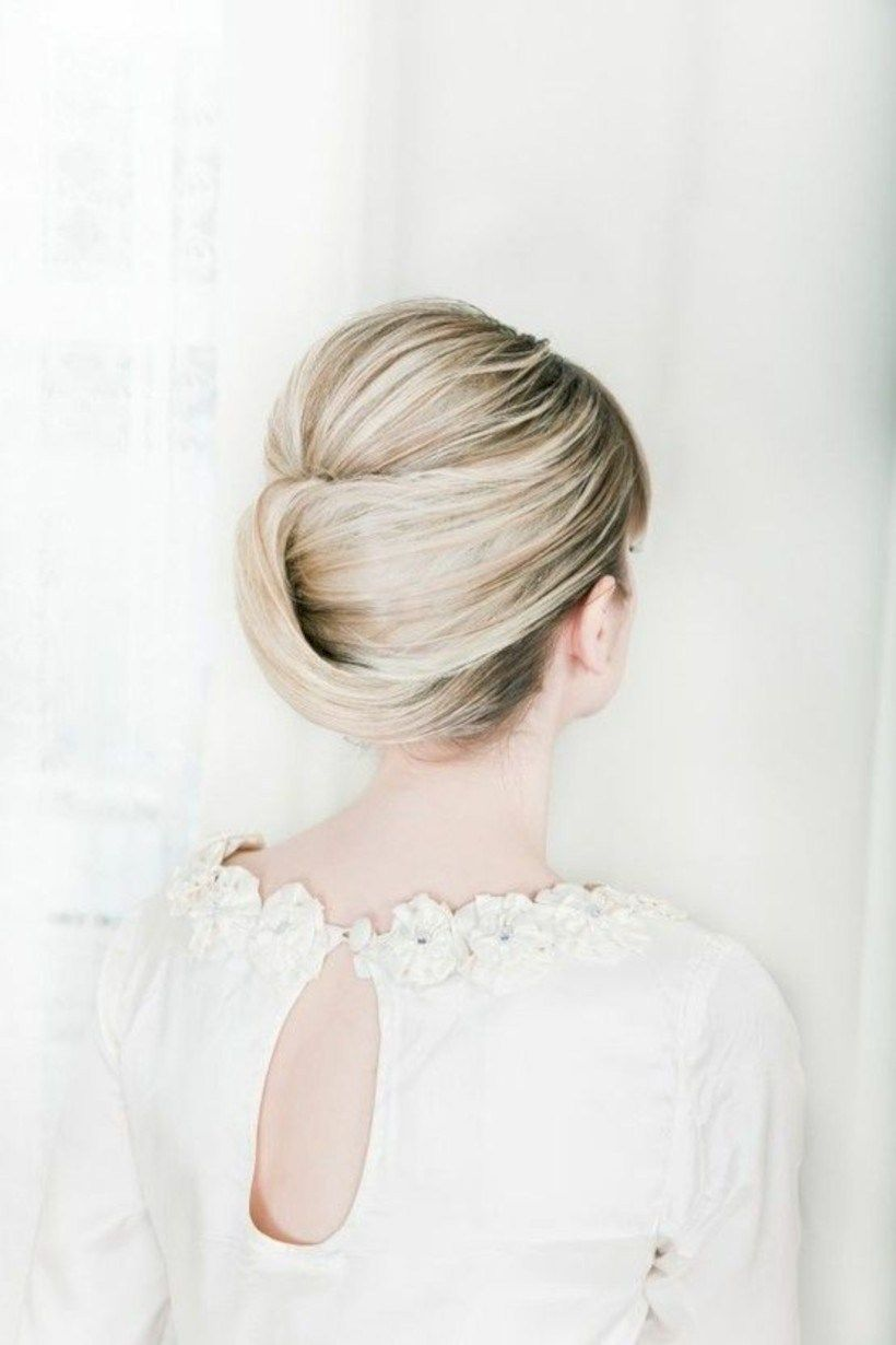bridal wedding hairstyles ideas to inspire your big dayt 09