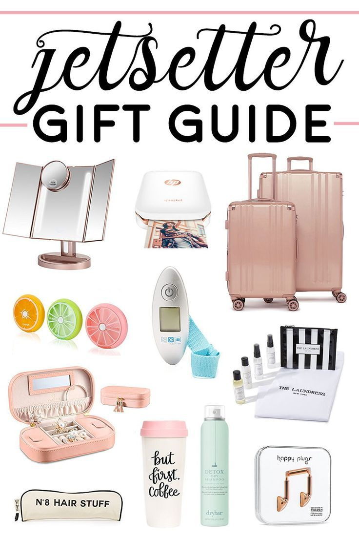 Gifts For Wanderlusters 25 Handy Travel Gifts For Savvy