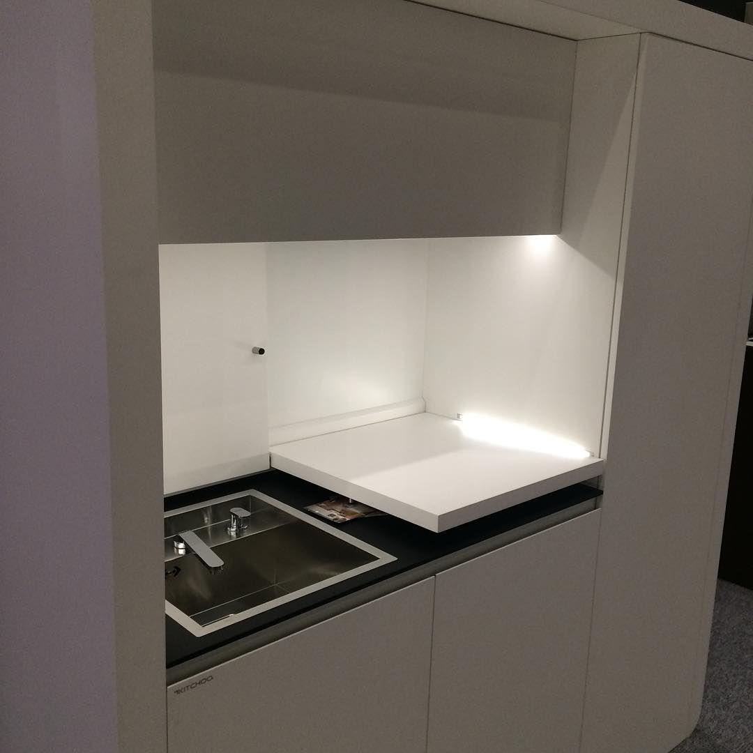 Ideen für küchenhauben kitchoo  kleine küchen seit  neu erfinden  küche dekoration