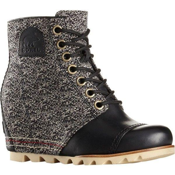 Zapatos 1964 Premium Sorel mujer para negros 7RErq7