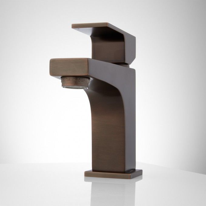 Casement Single Hole Bathroom Faucet With Pop Up Drain Faucet Oil
