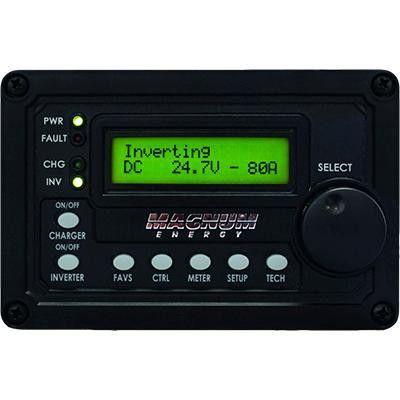 Remote Control, Advanced, ME Series