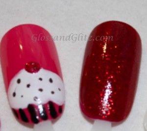 China Glaze: Ruby Pumps (right)