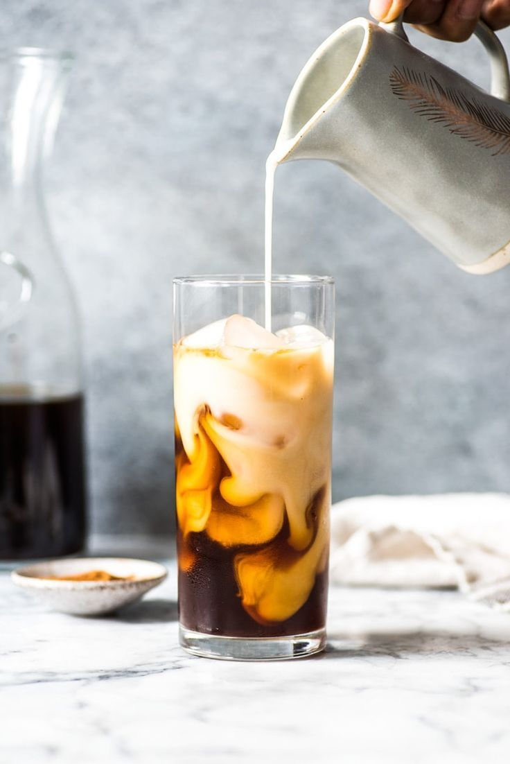 How to Make Cold Brew Coffee   Recipe in 2020   Cold brew ...