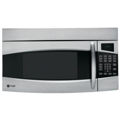 My GE Profile Microwave