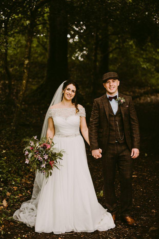 Rustic Sparkle In Kenmare Nessa Martin Irish Wedding Venues