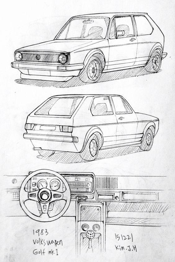 Pin De D D En Favoritos Autos Para Dibujar Diseno De Automoviles Dibujos De Coches