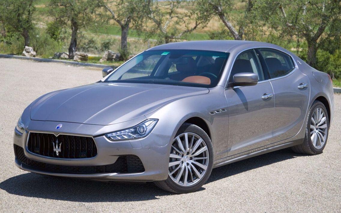 Maserati Ghibli (2014), (The Fast & The Furious 7)