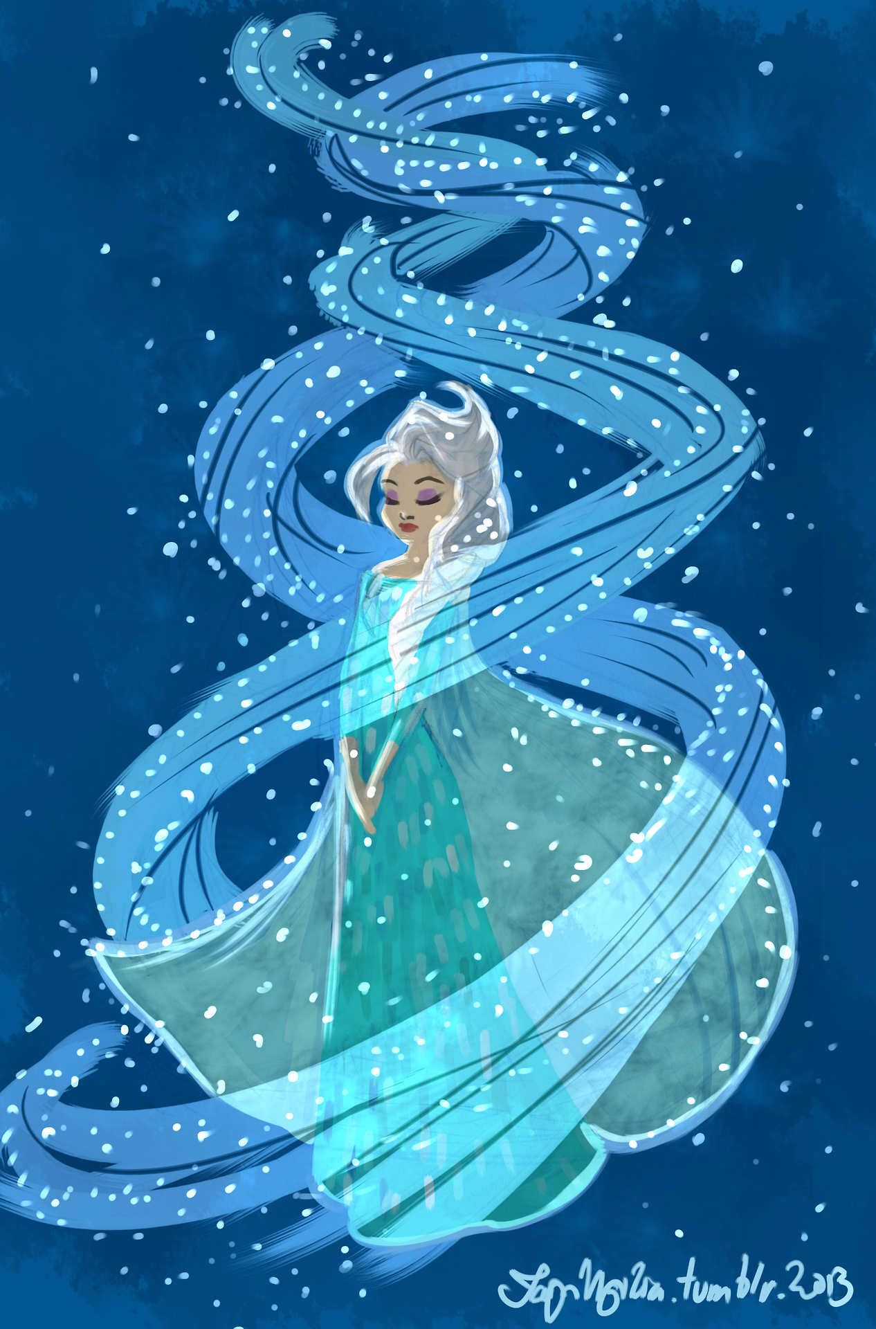 Elsa by Taija Vigilia