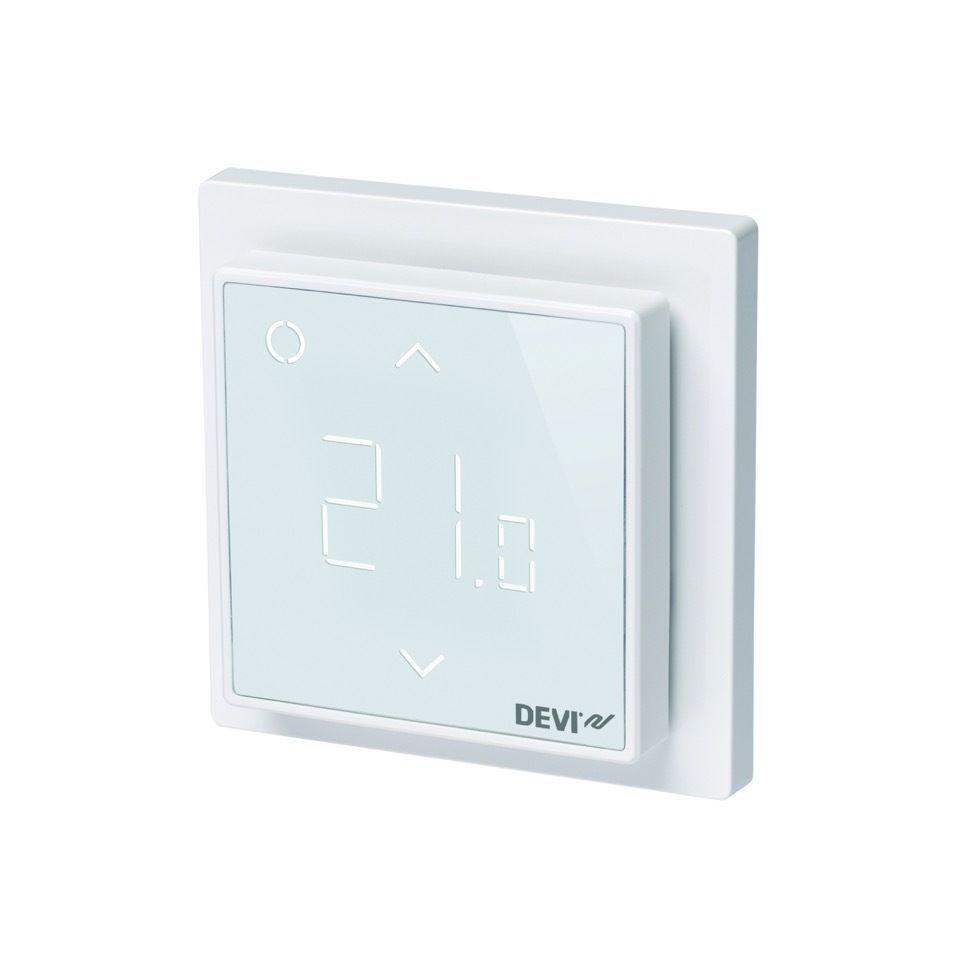 how to unlock honeywell thermostat screen