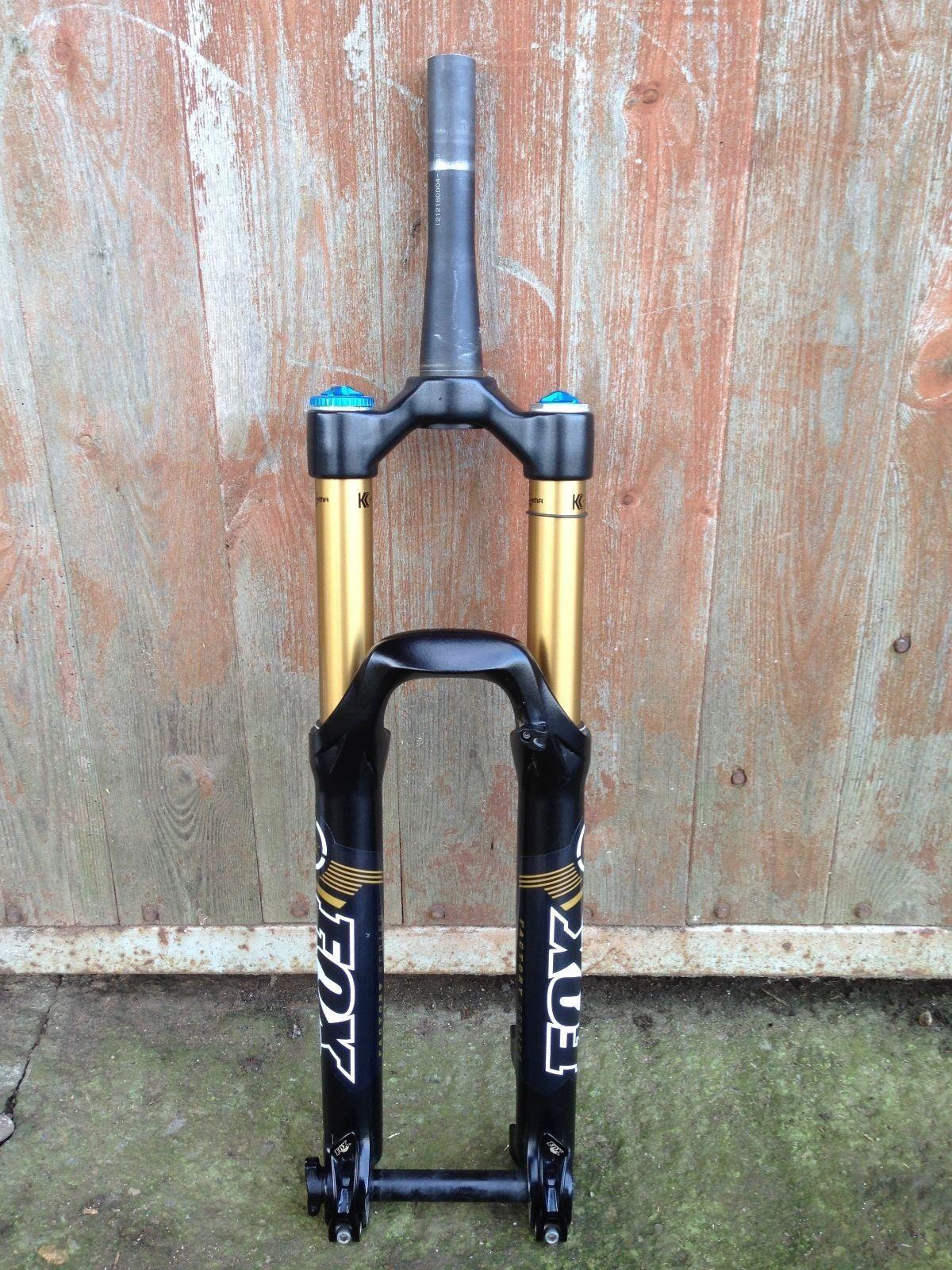 Fox 36 160mm factory rc2 Mountain bike forks 26 in | eBay | Bike