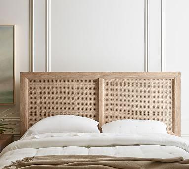 Sausalito Headboard Rattan headboard, Bed frame, Bed