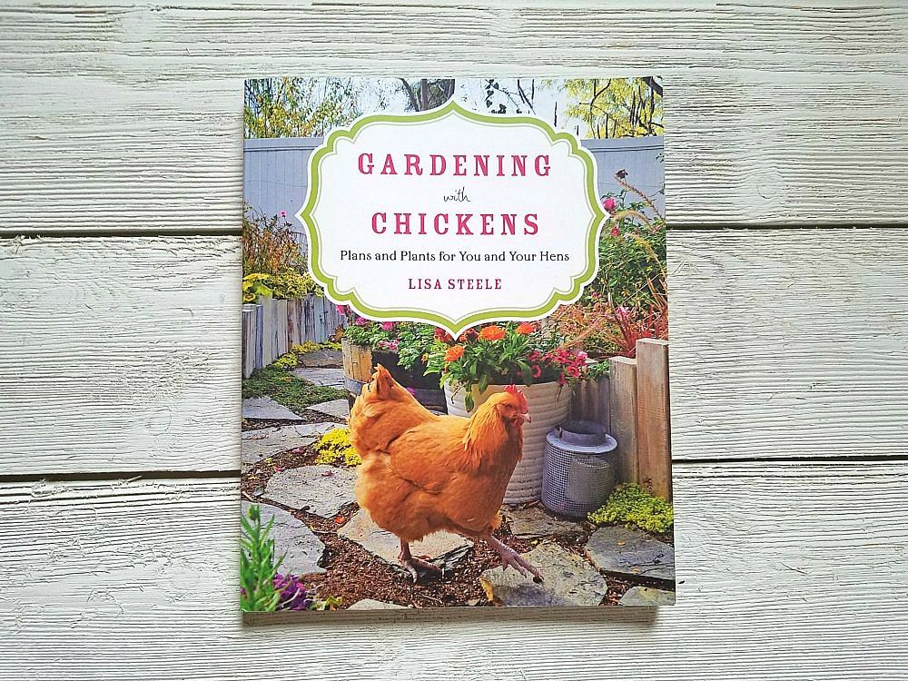 GARDENING with CHICKENS Signed by the Author Backyard