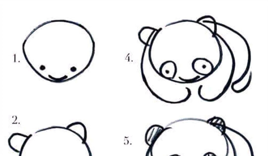 Cara Menggambar Hewan Gampang Tutorial Menggambar Hewan Untuk Balita Pojok Situbondo Cara Gampang Menggambar Hewan Y Gambar Hewan Gambar Ilustrasi Hewan
