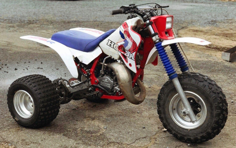 custom  honda atcr  wheel fun dirtbikes atv honda