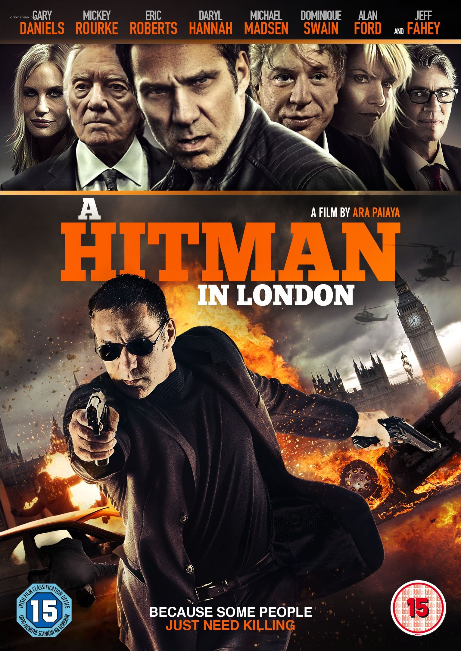 A Hitman in London Full movies online free, Hitman, Movies