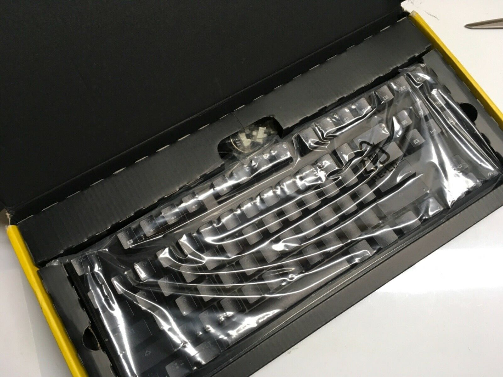 DREVO Tyrfing V2 87Key RGB Backlit Mechanical Gaming Keyboard Black