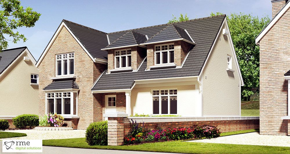 dormer bungalow - Google Search | House Ideas | Pinterest | Dormer ...