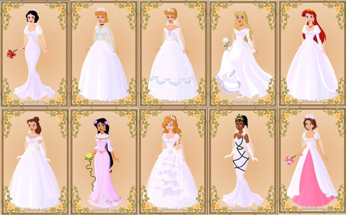 Disney Princess Wedding Dress By Https Www Deviantart Com Snyder0101 On Devian Disney Princess Wedding Princess Wedding Gown Disney Princess Wedding Dresses [ 705 x 1134 Pixel ]