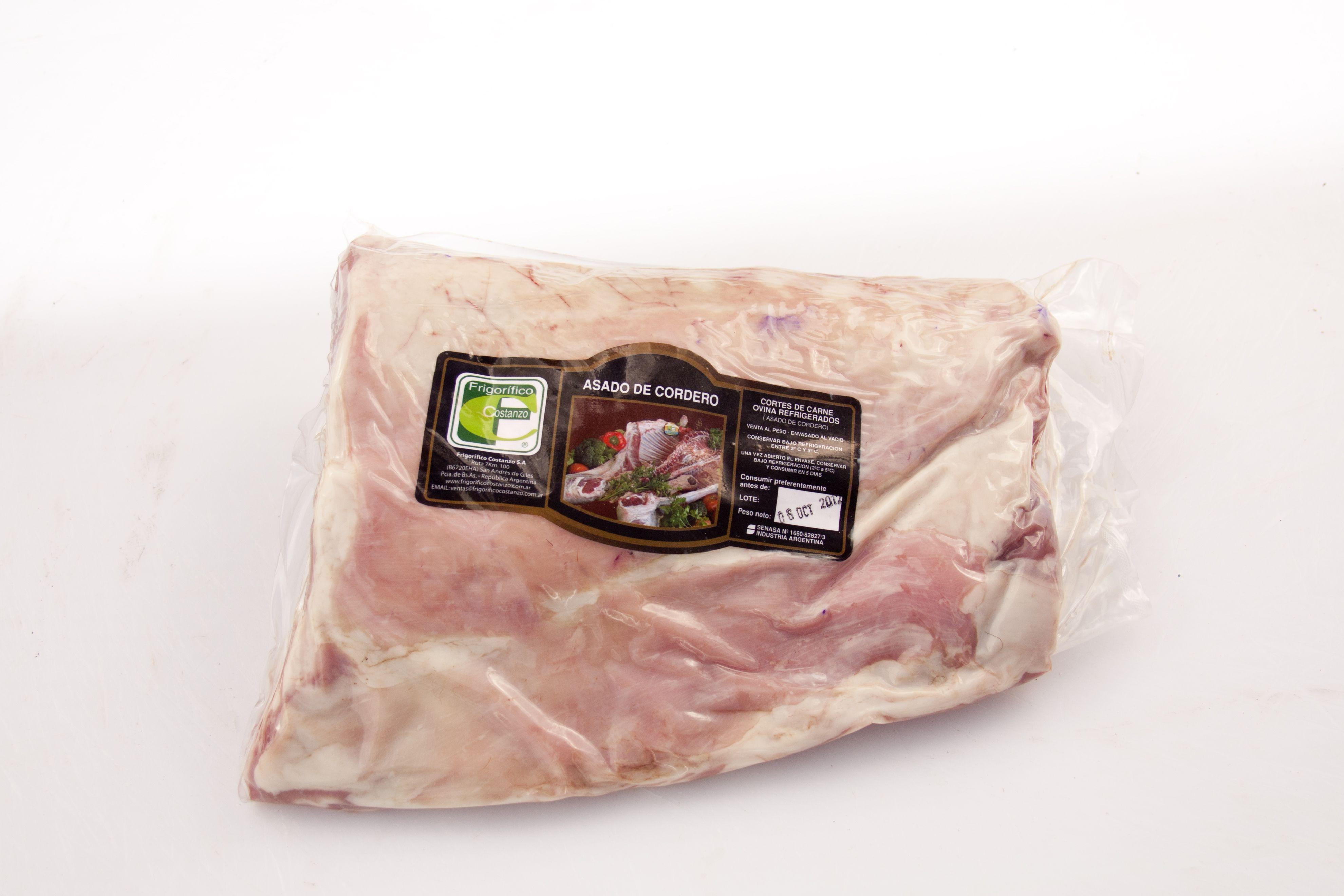 Asado de Cordero - Roast lamb