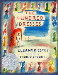 The Hundred Dresses by Eleanor Estes uses themes of bullying, teasing, prejudice, tolerance, compassion, understanding, acceptance, mean girls.