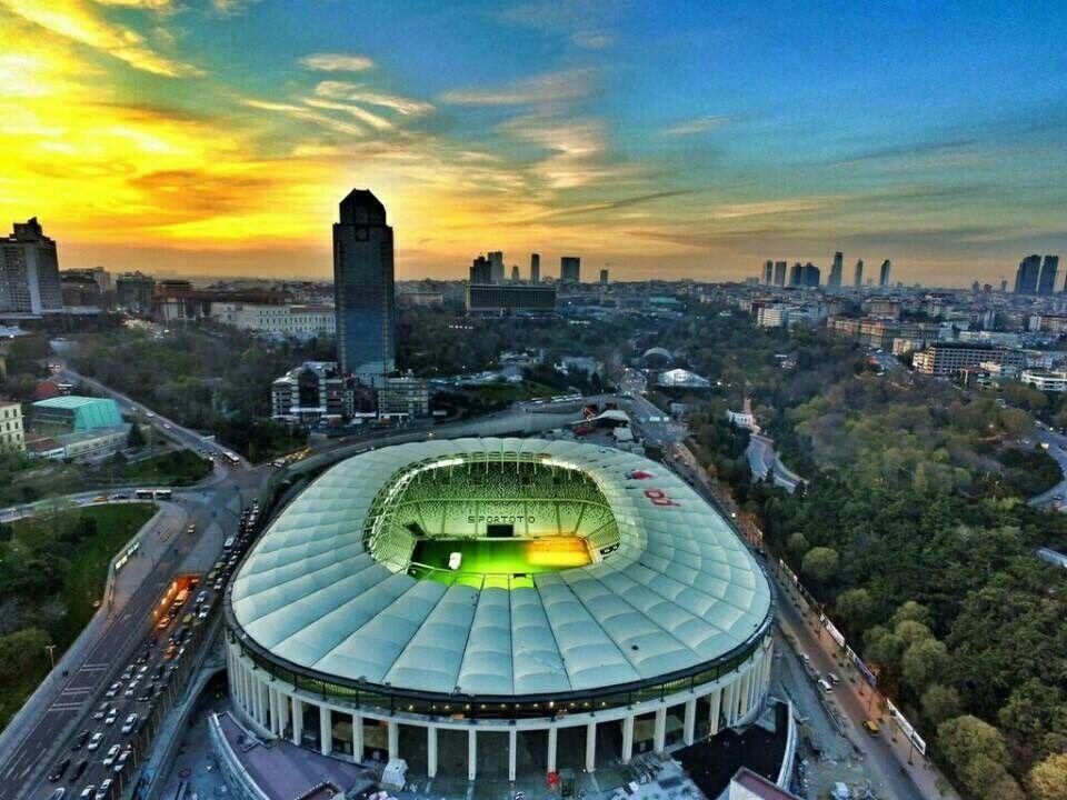 Vodafone Arena Besiktas Istanbul