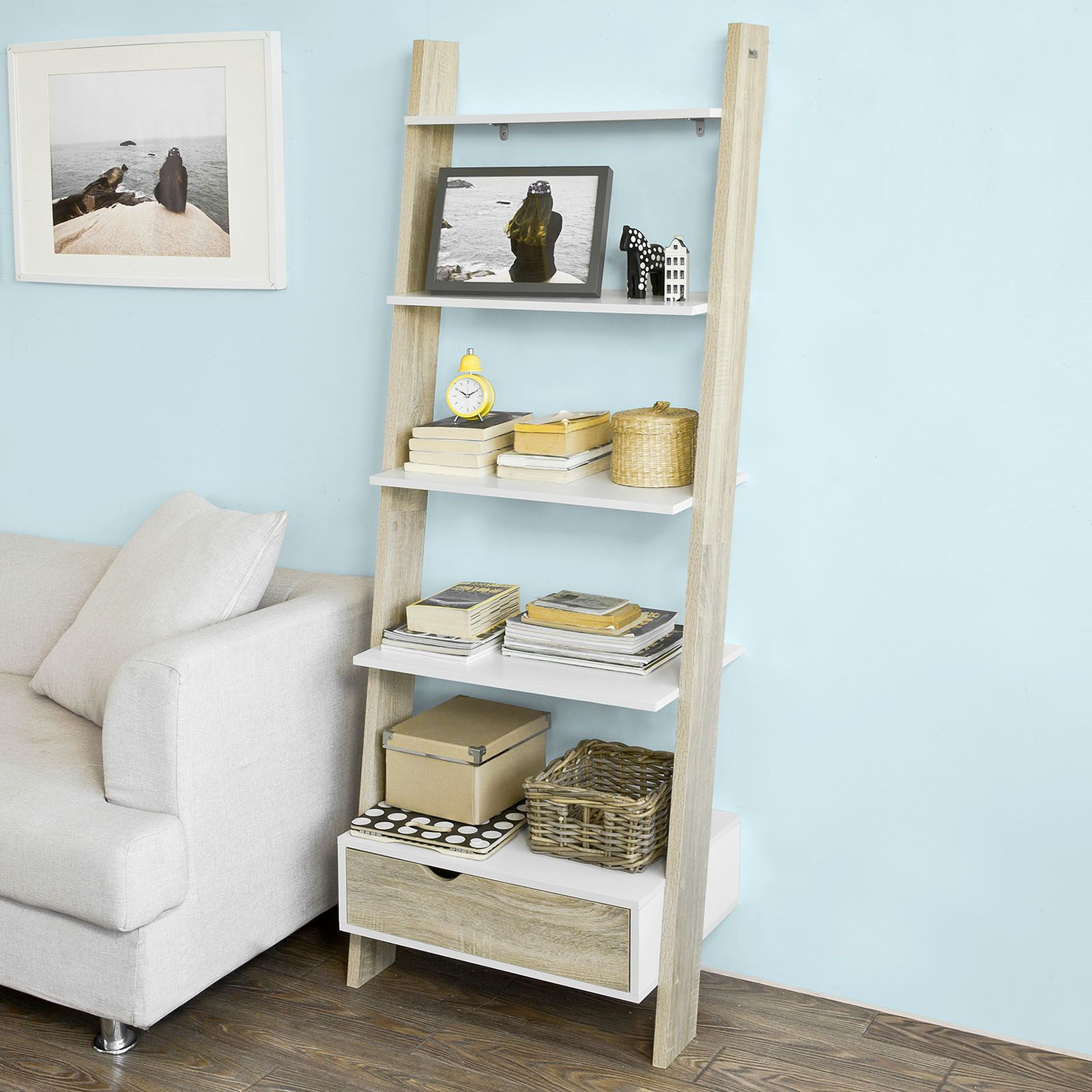 Scala Per Libreria Ikea scaffali a ripiani usati