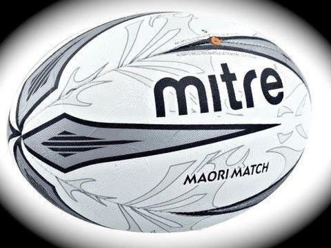 Maori Rugby Ball Rugby Ball