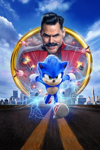 Hd 1080p Sonic The Hedgehog 2020 Pelicula Online Completa