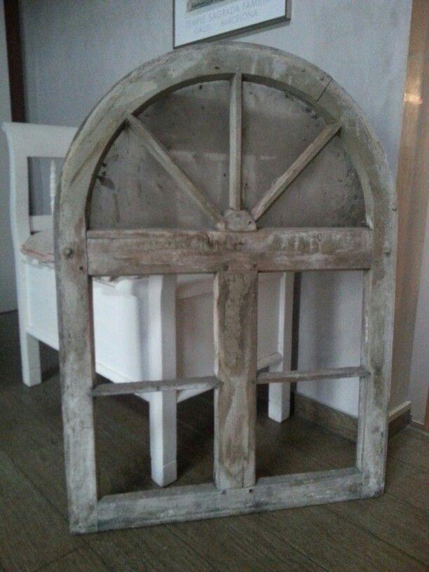 Altes Mühlenfenster