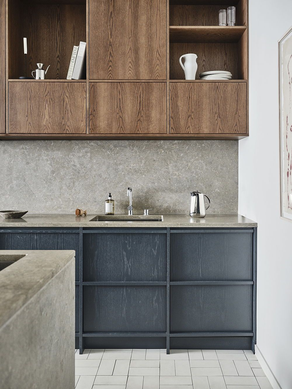 The Oak Kitchens By Nordiska Kok Oak Kitchen House Interior
