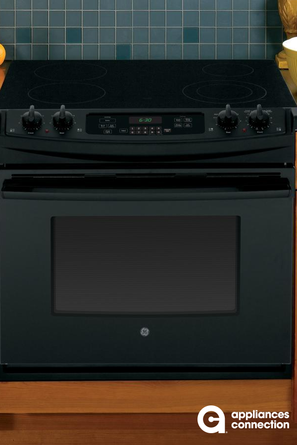 30 Inch Drop In Electric Range With Smoothtop Cooktop 4 Elements