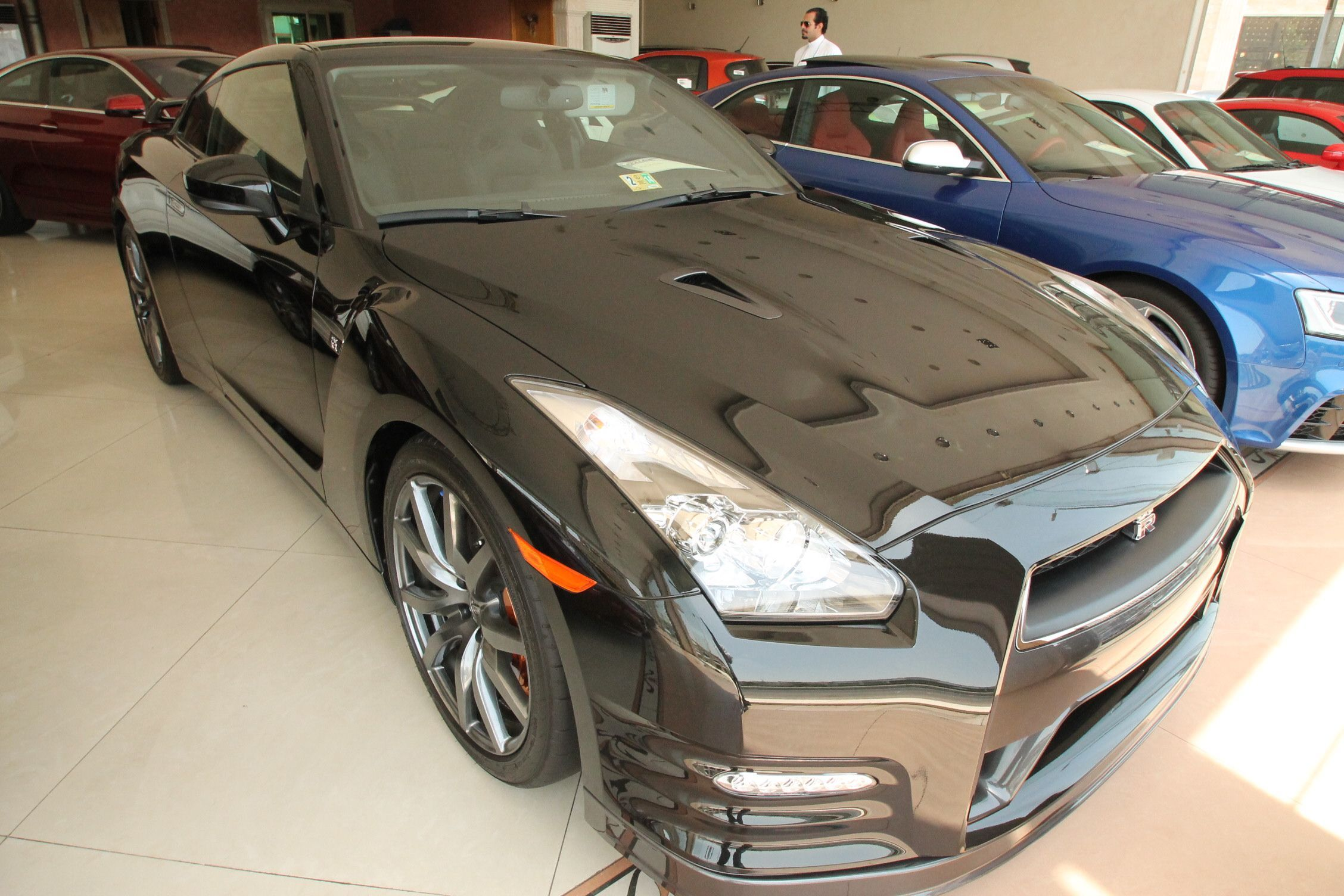 Nissan GTR For Sale in Jeddah Nissan gt, Nissan gtr
