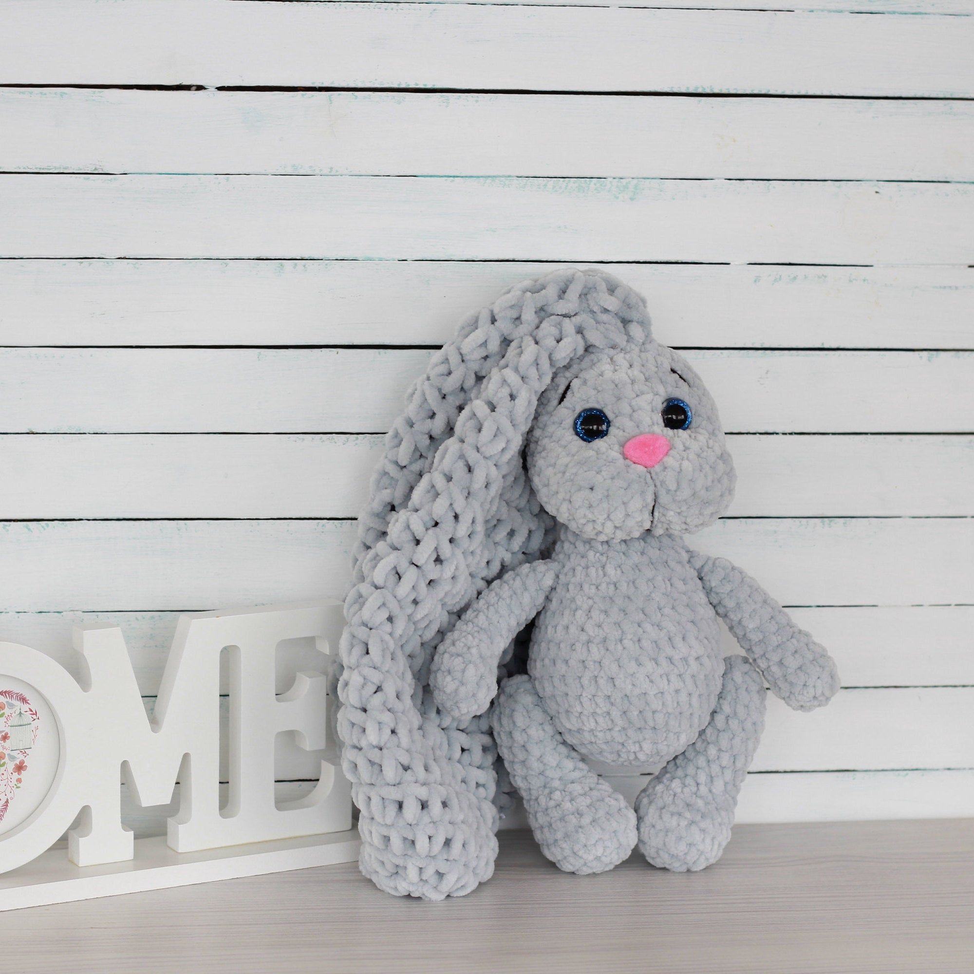 Ms Luna/Christmas Gifts Handmade Amigurumi Plush Toys: Knitted ... | 2000x2000