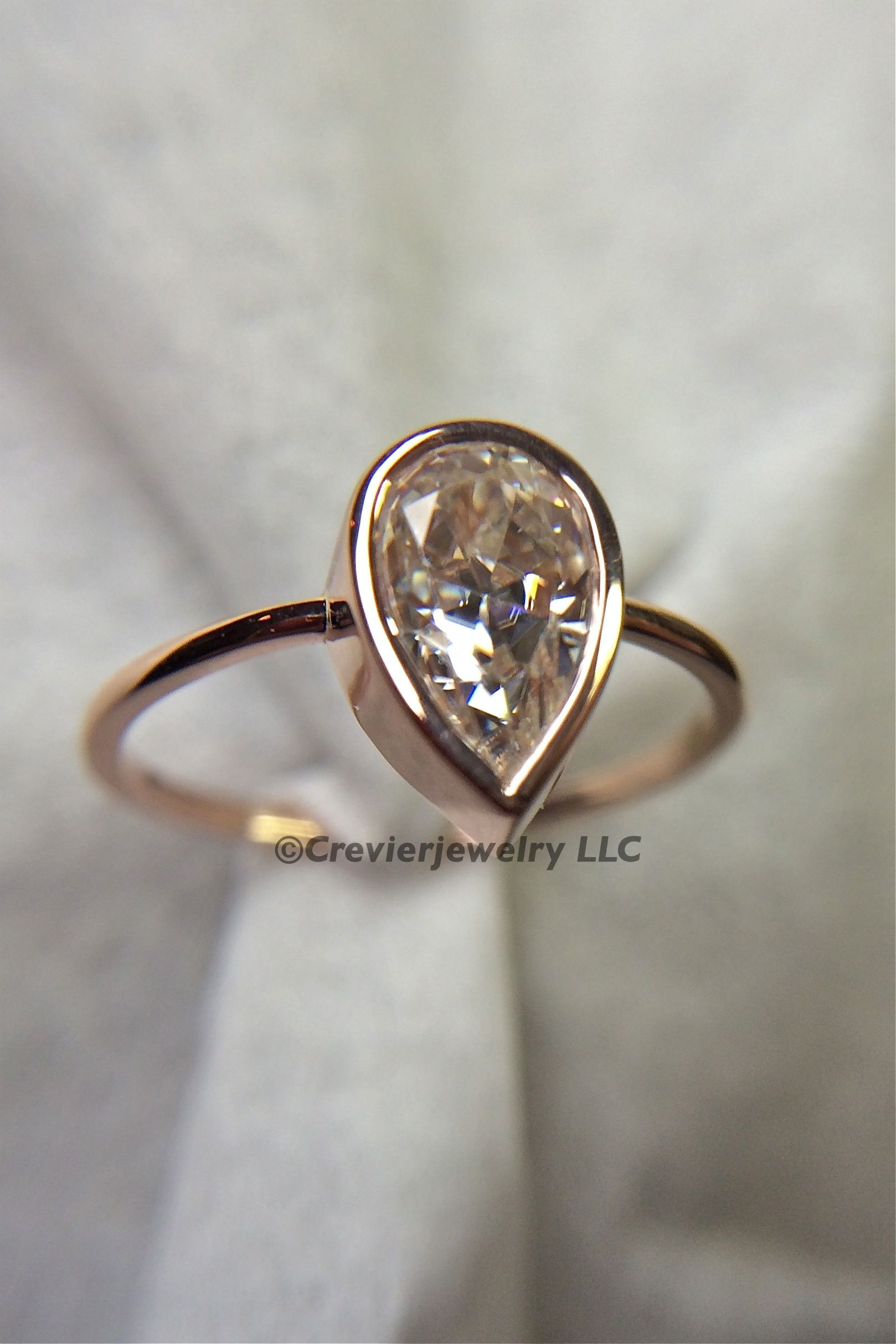 best of pear shaped engagement gold pinterest halo unique on with yellow diamond ring dream rings related post images