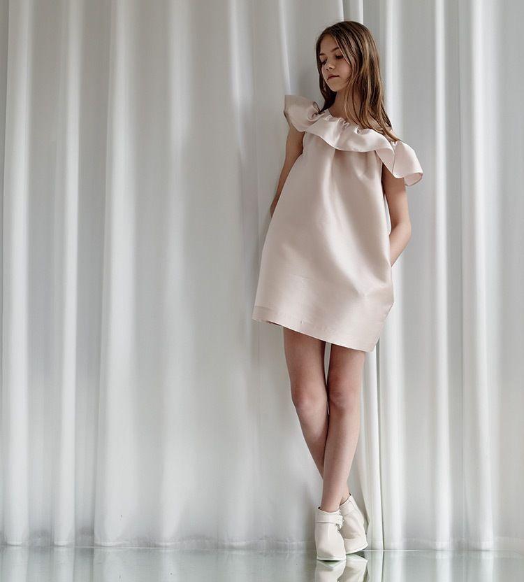 Длинное платье подростковое