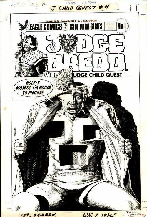 2000 AD & Judge Dredd