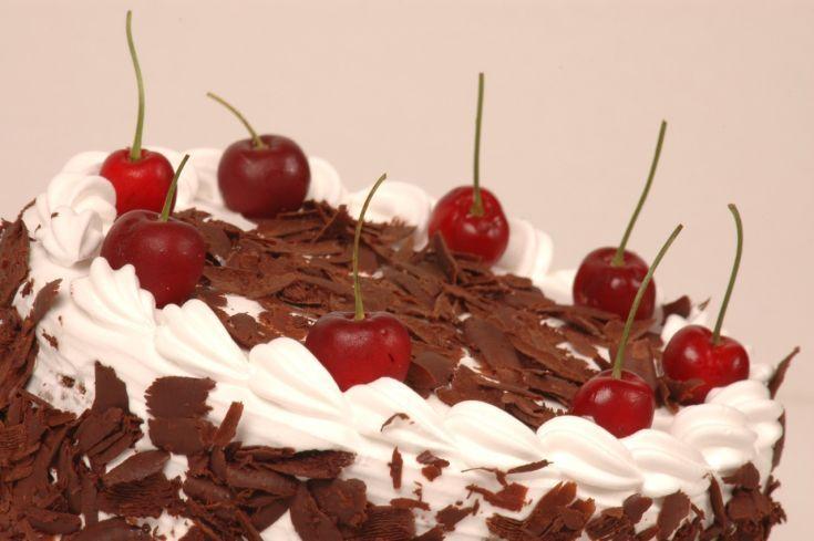 Torta Schwarzwald