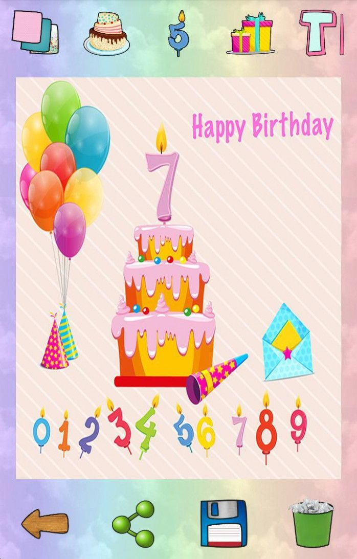 16 Design Create Your Own Happy Birthday Card What's that ...