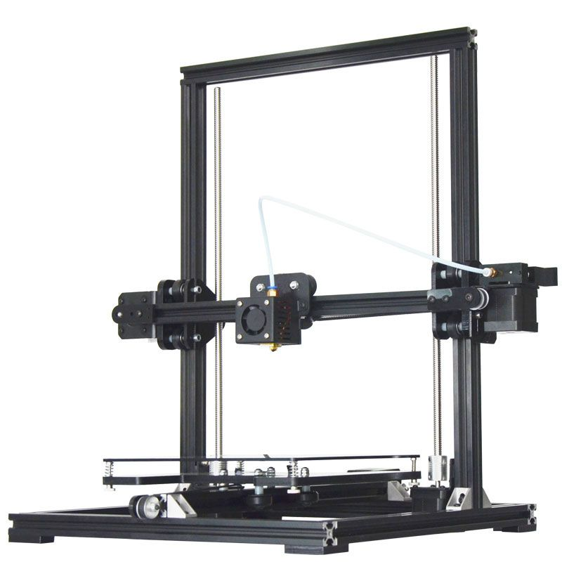 Aluminum 3d Printer Frame Cheap Diy Kit Auto Leveling Impressora 3d