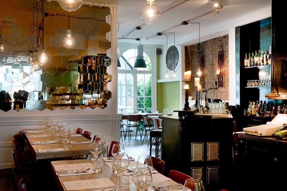 Foto 39 s dekxels restaurant den haag denneweg the for Den haag restaurant