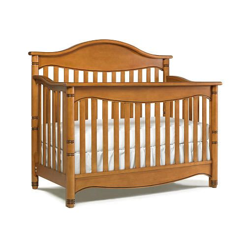 Babi Italia Harrington Lifestyle Convertible Crib Mocha