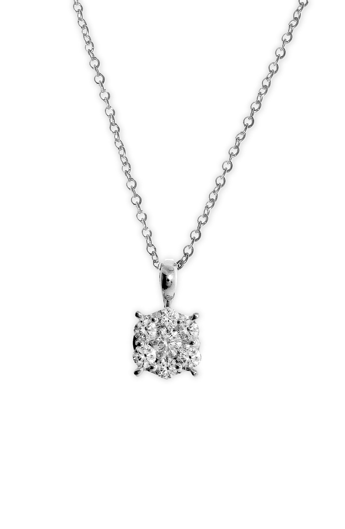 c927a4db3 Bony Levy 'Lucky 7' Diamond Pendant Necklace (Nordstrom Exclusive ...