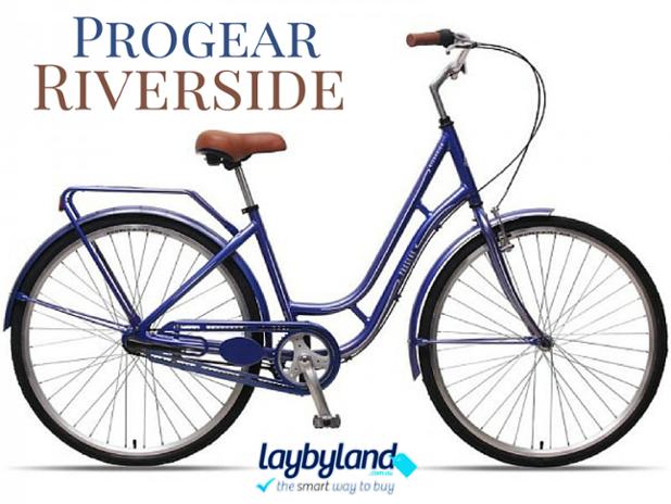 Elegant and light. The Progear Riverside Cruiser is built